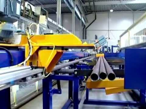 AWL-Techniek | Production line for sprinkler tubes