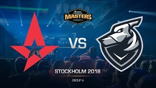 Astralis vs Grayhound - DH MASTERS Stockholm - de_mirage [Anishared]