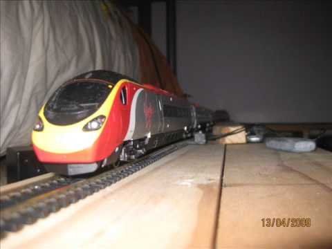Pictures of the layout and some of the locomotives
