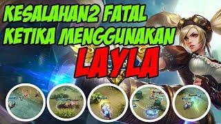 Download Video JANGAN DILAKUKAN!! Kesalahan2 yang sering dilakukan ketika menggunakan LAYLA Mobile Legends MP3 3GP MP4