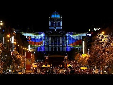 Jubiläum: Prag feiert 100 Jahre Tschechoslowakei