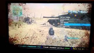 Buenas gente :) aquí os traigo mi primer video de call of Duty y como no, con un gran mod menú, solo para ps3 piratas y con el...