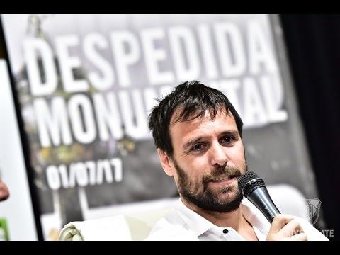 Fernando Cavenaghi presentó su Despedida Monumental
