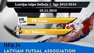 PB Line – FC Nikers