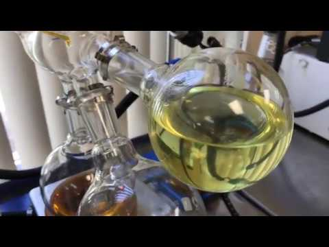 Refined Hemp CO2 - Golden Heart CBD Oil