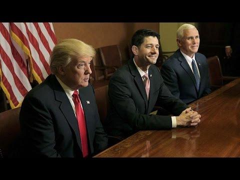 Τα φαβορί για τη στελέχωση της κυβέρνησης Τραμπ