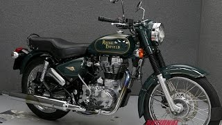 3. 2009  ROYAL ENFIELD  BULLET G5 CLASSIC  - National Powersports Distributors