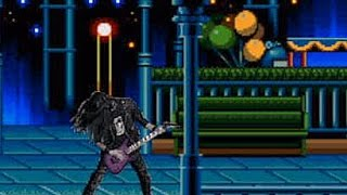 Streets of Rage 2 Soundtrack - Dreamer - Guitar Cover 2016 - S...