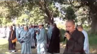 ĐĐ Thích Chúc Thiện - Hành Hương Về Thăm đất Phật 2010 Part6