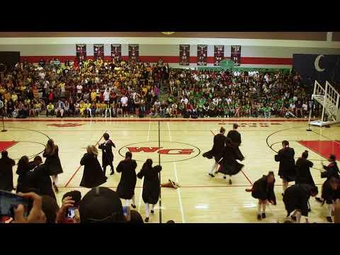 Harry Potter aiheinen tanssiesitys – Hyvin suunniteltu!