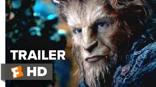 Beauty And The Beast Official Trailer 1 2017  Emma Watson Movie