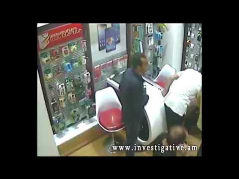 Բջջային հեռախոսի գողություն (տեսանյութ)