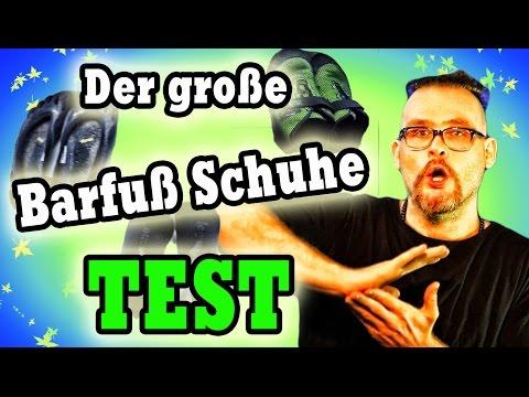 Barfußschuhe Test ☀ Sole Runner FX Trainer vs. Leguano vs. Vibram 5 Fingers ☀ Meine Erfahrungen