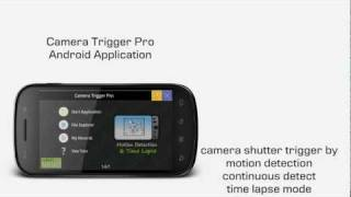 Camera Trigger (Motion Detect) YouTube video