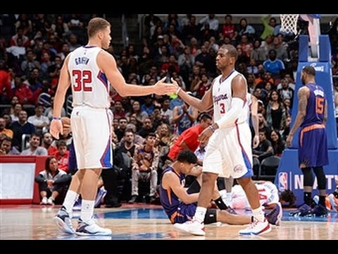 chris - Chris Paul made a statement with a strong preseason performance carrying the L.A. Clippers with 34 points and 9 assists victory over Phoenix. About the NBA: The NBA is the premier professional...