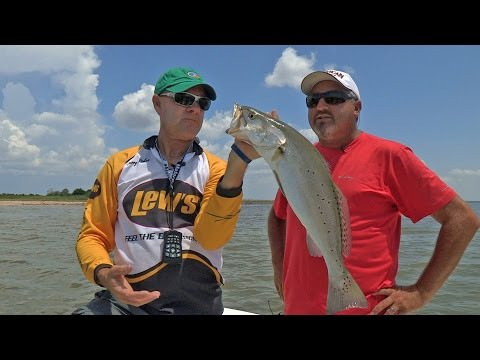 SNEAK PEEK PREVIEW #22 – 2014 Lake Calcasieu, Louisiana Speckled Trout Fishing