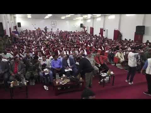الهلال الأحمر الإماراتي يقيم العرس الجماعي الثاني في محافظة لحج