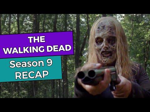 The Walking Dead - Season 9 RECAP!!!
