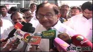 Narendra Modi 'encounter chief minister, compulsive liar', says P Chidambaram