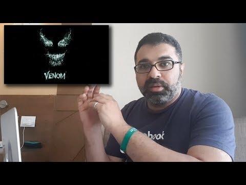 """""""فيلم جامد"""" يراجع الإعلان التشويقي لـ Venom"""
