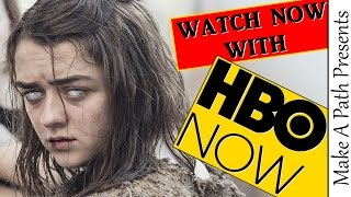 """Make A Path Presents """"Let's Talk"""" WATCH GAME OF THRONES USING HBO NOW! --FACEBOOK--..."""