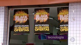 Black Friday se aproxima e consumidores precisam ficar atentos aos preços