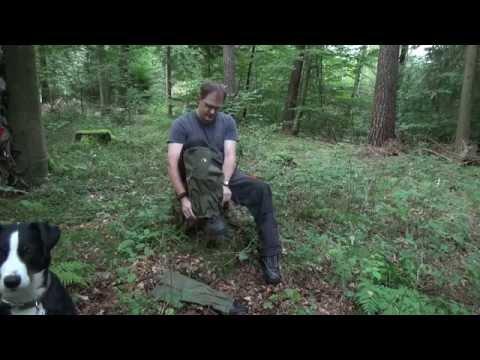 Bushcraft und Survival Ausrüstung Folge 21 - Tatonka Gaiter 420 HD Gamaschen