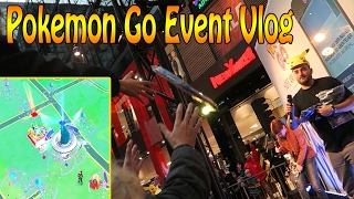 Mein Pokemon GO Event in Leipzig im Höfe am Brühl | Vlog, pokemon go, pokemon go ios, pokemon go apk