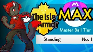 EPIC WIN STREAK TO GET INTO MASTER BALL TIER - Pokemon Sword and Shield Isle Of Armor Ranked Battles by Verlisify