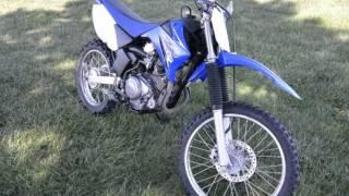 9. 2009 Yamaha TTR 125 Big Wheel Elec Start for sale in Bucyrus, KS
