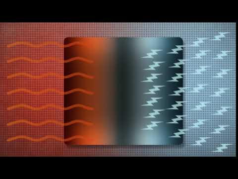 """Turning heat into electricity using """"topological"""" materials"""