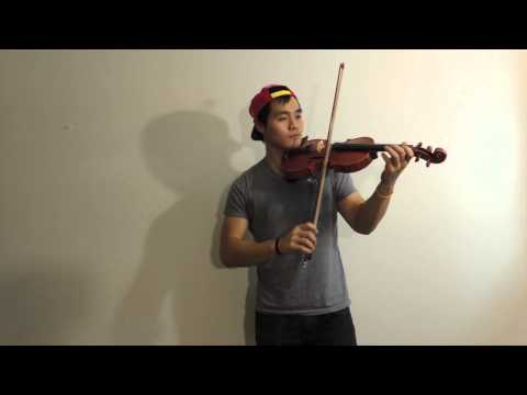 Blank Space – Taylor Swift (Violin and Instrumental) Cover by William Wang