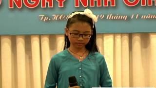 Chiều Qua Phà Hậu Giang - Phương Mỹ Chi (20-11-2013)