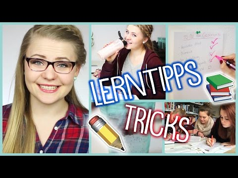 LERNTIPPS & TRICKS 📚 für mehr Konzentration & Motivation | MEIN ABITUR (видео)