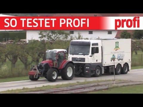profi tractor test explained (HD)