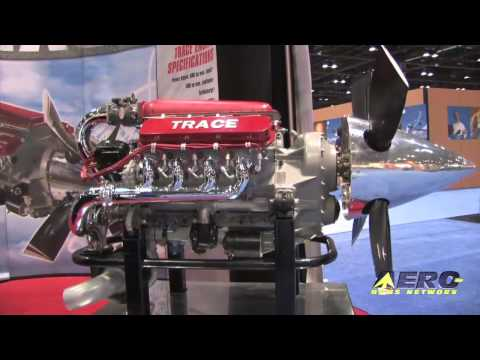 Aero-TV:  Trace Engines – Re-Engineered Turbocharged Power