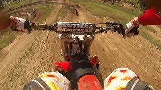 11. 2013 CRF450R | Louee Motocross Track | GoPro