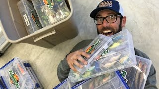 Video How Much Tackle does a Pro Bass Fisherman Own? (ft. Mike Iaconelli) MP3, 3GP, MP4, WEBM, AVI, FLV Oktober 2018