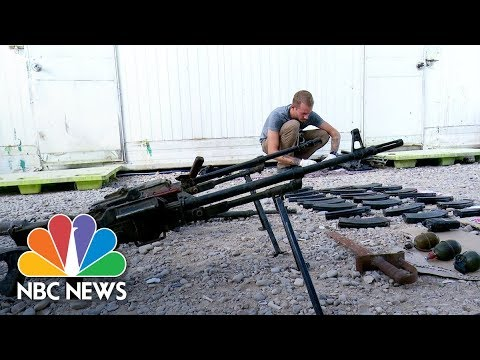 美反戰車飛彈 買不到2個月就落入IS手中