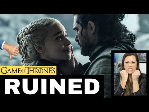 Game of Thrones FINALE - How to Ruin a Great Show - RANT