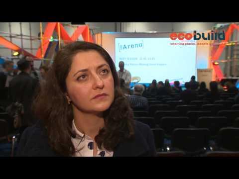 Ecobuild 2017: Susan Emmett, Savills