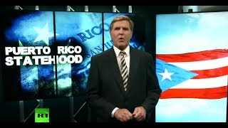 Mike Papantonio discusses Puerto Rico's recent vote for statehood and speaks with attorney, Peter Mougey, about the legal ...
