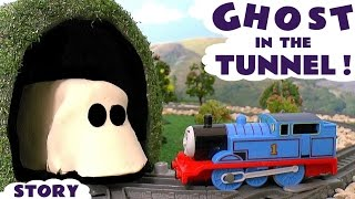 Video Thomas & Friends Toy Trains Ghost Prank with Play-Doh - Train Toys for kids and children TT4U MP3, 3GP, MP4, WEBM, AVI, FLV Juli 2017