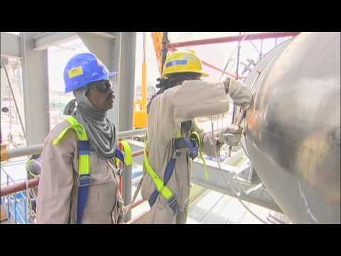 OL2K Petrochemical Production Facility Video: Fluor
