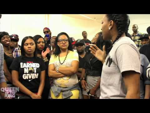 BABS BUNNY & VAGUE presents QOTR SPARRING SESSION JAI SMOOVE vs HAZZY