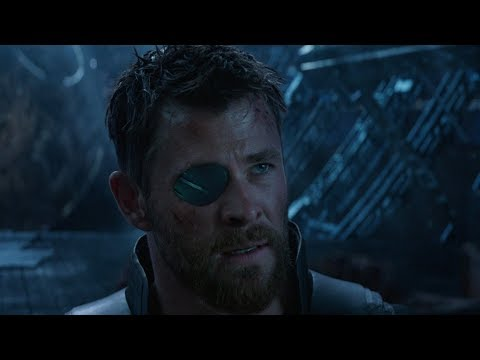 Marvel Studios' Avengers: Infinity War - Gone TV Spot (видео)