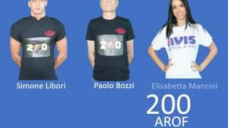 #vaporetti2017 Equipaggio N°200 AROF