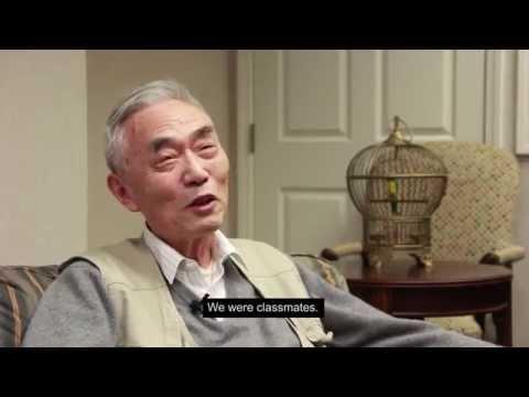 Meet Our Residents: Zaiyong Xu
