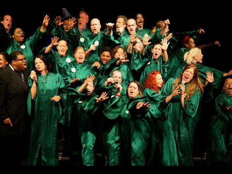 Reverend Billy and the Stop Shopping Choir