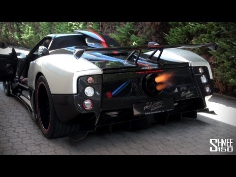 Cinque - Arguably the coolest car known to mankind, the Pagani Zonda Cinque Roadster is one of just 5 convertibles (and 5 fixed roof) road-going versions of the Zonda...